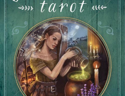 Green Witch Tarot: Project Wrap-up