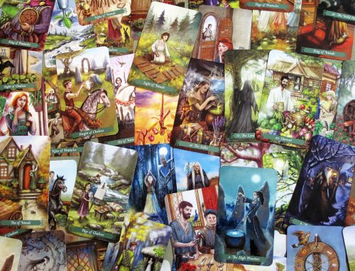 Green Witch Tarot: Finest Reflections of 2015 – Readers Choice Award