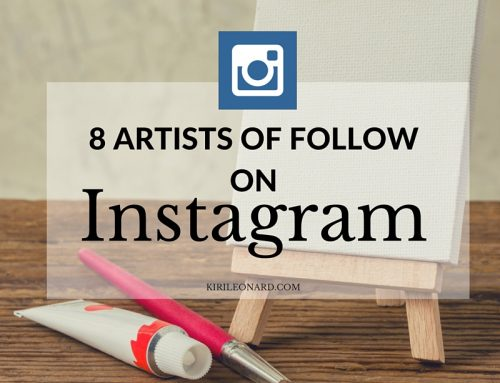 Beautiful Art for your Instagram – 8 Instagram Artists to Follow