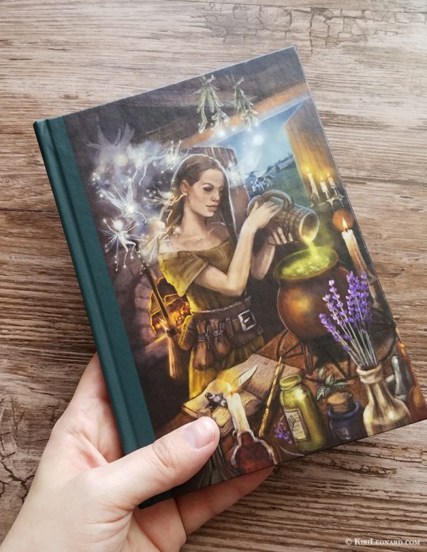 Hardcover Tarot Journal
