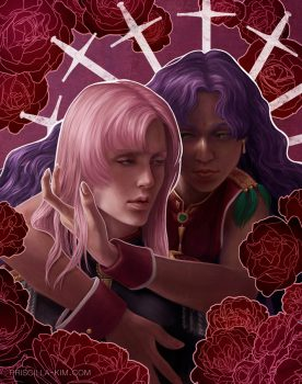 Revolutionary Girl Utena: Sinister Embrace by Priscilla Kim