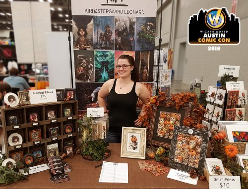 Comic Con Questions & Advice for Artists ft. Wizard World: Austin