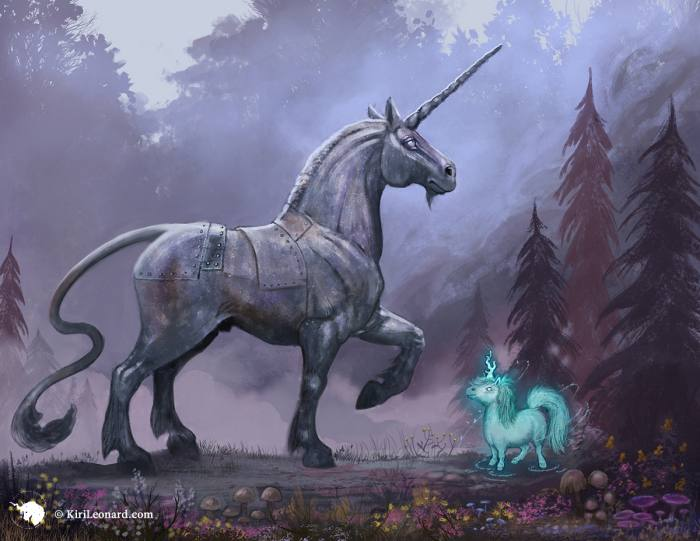 The Year of the Unicorn: March / Expectations