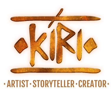 The Art of Kiri Leonard Logo